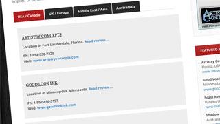 SMP Provider List
