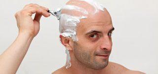 Shaving after scalp micropigmentation
