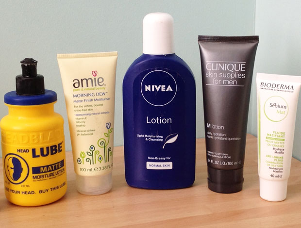 Matte Moisturizers tested